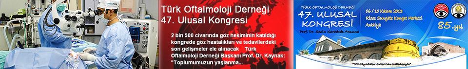 47. Ulusal Oftalmoloji Kongresi